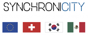 SynchroniCity EU Switzerland South Korea Mexico